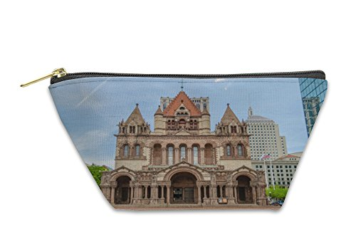 Gear New Accessory Zipper Pouch, Trinity Church Boston, Small, 5637490GN by Gear New