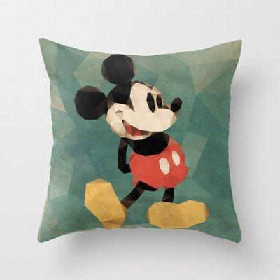18 * 18 pulgada de diseño funda de almohada cojín de ratón ...