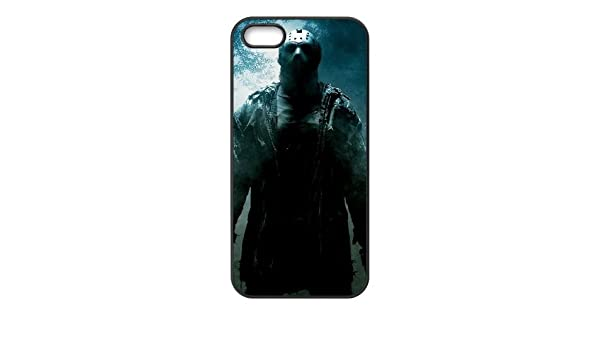 iPhone 5 5s Cell Phone Case Black Friday The 13TH Cyyb: Amazon.es ...