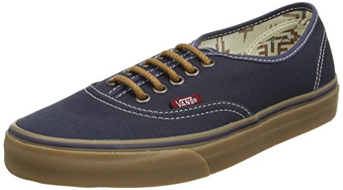 amp;g Authentic Vans Gum Blue Ombre T 0AxUHqE
