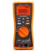 Keysight Technologies U1271A Handheld Digital Multimeter, 4½ digit, Water and Dust Resistant