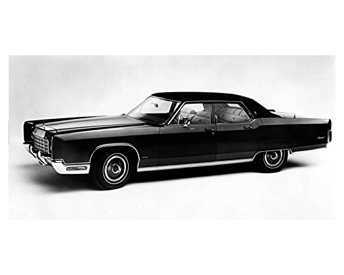 Amazon Com 1972 Lincoln Continental Town Car Photo Poster