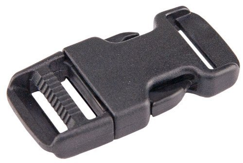 (25 - 1 Inch National Molding Mojave® Plastic Buckles)