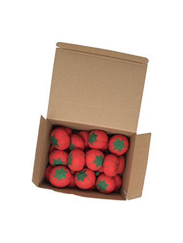Dritz CW29 Bulk Package Tomato Pin Cushion with Emery 24 Pack ()