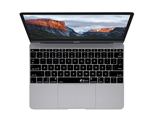 "Dvorak Keyboard Cover for MacBook 12"" Retina"