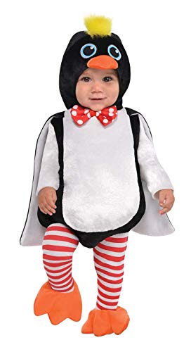 Baby Waddles The Penguin Costume - 6-12 Months]()