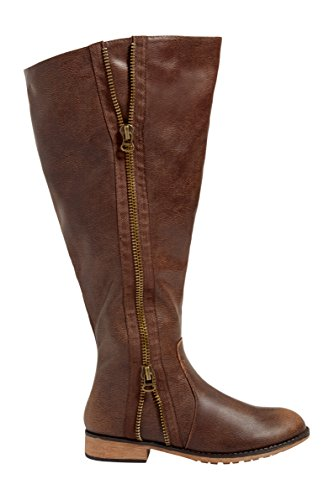 extra wide boots for women - 2