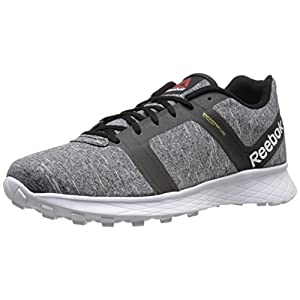 Reebok Women's Sublite Speedpak Athletic MT Running Shoe,Black/Gold Metallic/White,9.5 M US