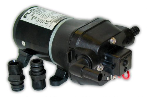 Jabsco 12062-0000 Marine Clutch Pump End Cover (6400, 7420, 11870, 18330, 118370 Pumps)