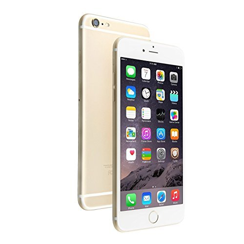 Apple iPhone 6 Plus, GSM Unlocked, 64GB - Gold