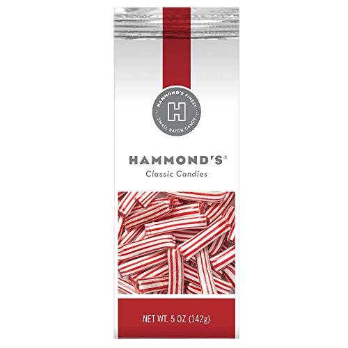 Hammond's Chocolate Filled Peppermint Straws ()