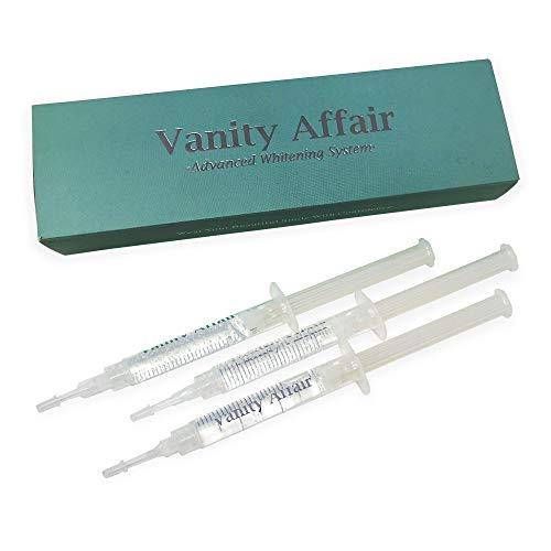 Vanity Affair  Home Teeth Whitening Gel, incl 100% Satisfaction Money Back...