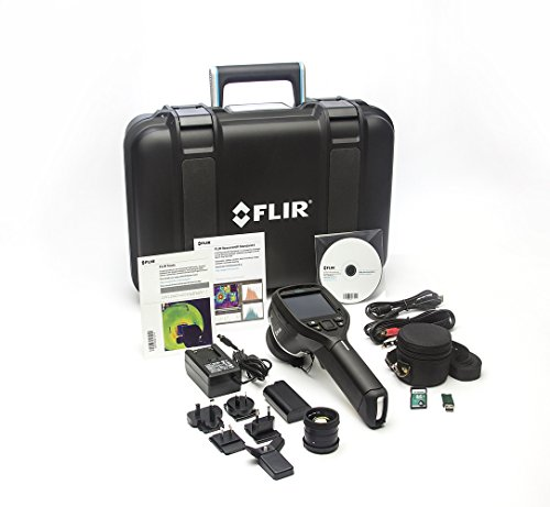 FLIR E60bx Compact Thermal Imaging Camera with 320 x 240 ...