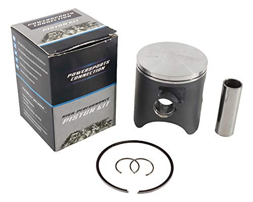 (New Piston Kit Std Bore 53.94mm PC18-1015-B for Yamaha YZ 125 02 03 04 2002 2003 2004)