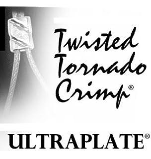 Twisted Tornado Crimp® 24kt Pk 50 Gold ULTRAPLATE® .019 3mm