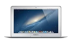 Apple MacBook Air MD223LL/A 11.6-Inch Flagship Laptop (1.3GHz Intel Core i5-3317U Dual-Core, 4GB RAM, 64GB SSD, Wi-Fi, Bluetooth 4.0) (Certified Refurbished)