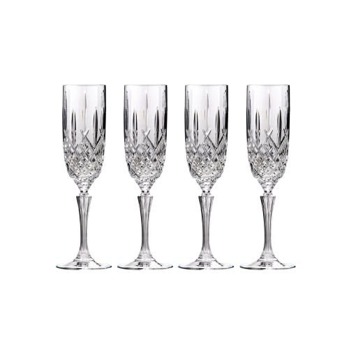 (Marquis by Waterford Markham Flute, 9 ounces Set of 4)