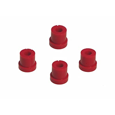 Booger Racing Polyurethane Shifter Bushings Red for 2003-05 Dodge Neon SRT-4: Automotive