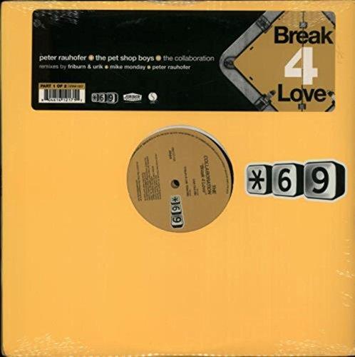 Yuval Trio - Break 4 Love, Vol. 2 [Vinyl]