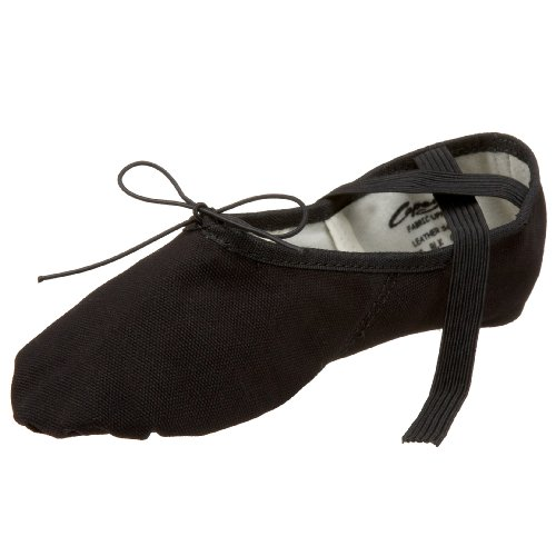 Juliet Shoe 2028 Ballet Women's Black Capezio Canvas gtqBBw