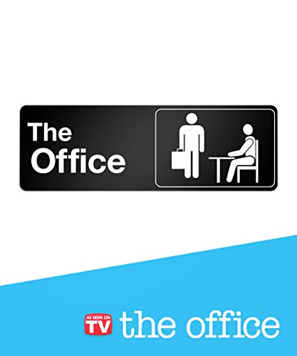 The Office Sign - The Office Logo Merchandise - Memorabilia Inspired by The Office (The Office Sign)