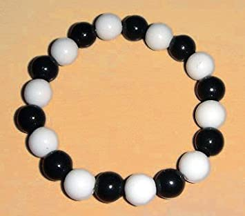 Fruits Basket Kyo Sohma Cosplay Bracelet B&W by Fruits Basket