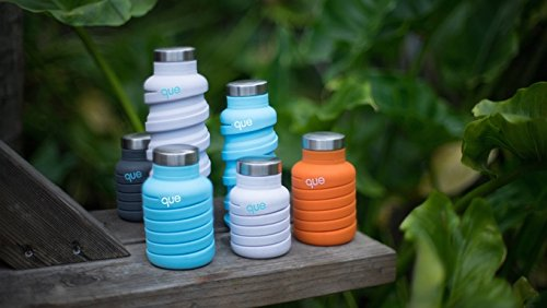 que Bottle - Designed for Travel and Outdoor