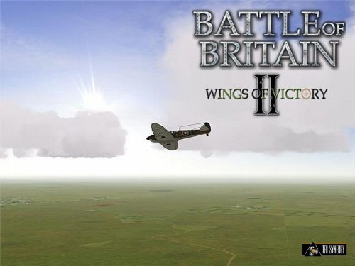 Battle of Britain II: Wings of Victory (Pc Combat Flight)