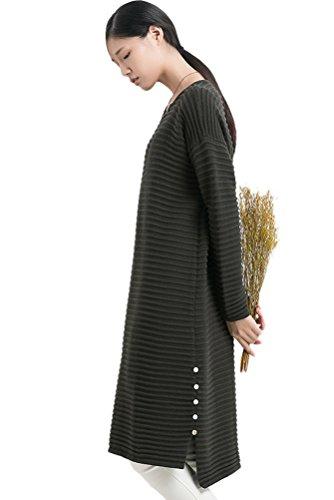 MatchLife - Jerséi - suéter - para mujer verde oscuro