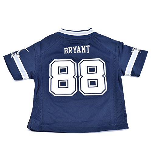 Dez Bryant Dallas Cowboys Navy Nike Game Toddler Jersey (2T)