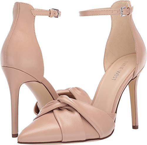 Nine West Women's Tridtht Barely Nude 8 M US
