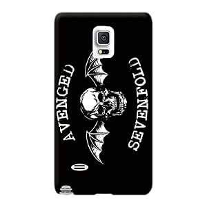 Scratch Protection Cell-phone Hard Cover For Sumsang Galaxy S6 With Customized Vivid Avenged Sevenfold Pictures Evanhappy42