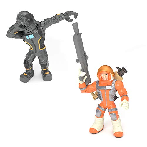 Fortnite Battle Royale Collection: Dark Voyager & Mission Specialist – 2 Pack of Action Figures