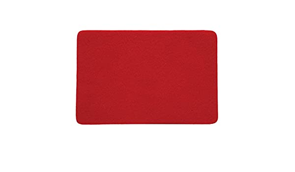 Maroon Benco Self-Adhesive Felt Sheet 12x 24