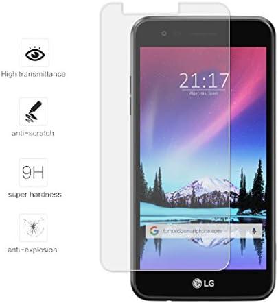 Tumundosmartphone Protector Cristal Templado para LG K4 2017 ...