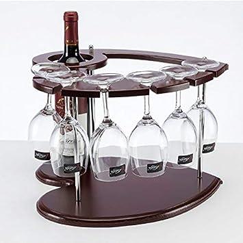 Wine rack Hogar, Bar, Hotel Ktv, Portavasos, Portavasos, Decoración, Accesorios para el hogar: Amazon.es: Deportes y aire libre