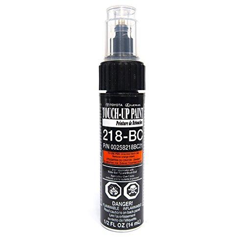 genuine-toyota-00258-218bc-21-attitude-black-basecoat-touch-up-paint-pen-44-fl-oz-13-ml