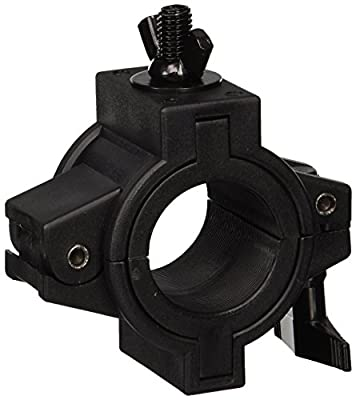 ADJ Products 1.5-Inch Plastic o Clamp 360 Degree Wrap Around Clamp