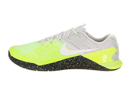 Black Platinum Mens Nike Green Shoes Volt 3 Training Metcon BwHfYOq4