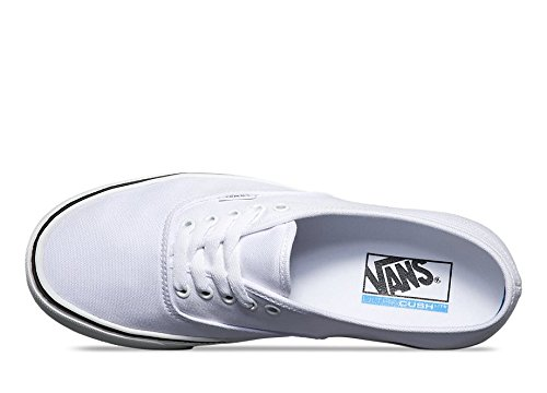 Vans Authentic Lite Shoes (True White) UK:8 with mastercard cheap online comfortable for sale outlet shop for sale pictures KC14M