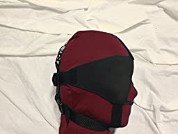 Neoprene Blindfold (Trainer Style, Soft, Nose Opening)