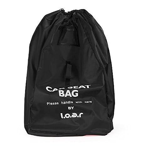 Asiento de coche bolsa de viaje para avión | proteger su bebé del asiento de coche ...