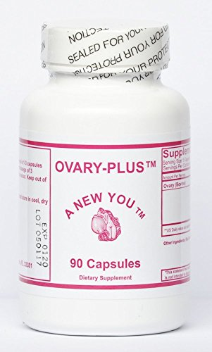 Ovary Feminizing Supplement Pills For Crossdressing, Transgender, Transvestite Men. 90 Count