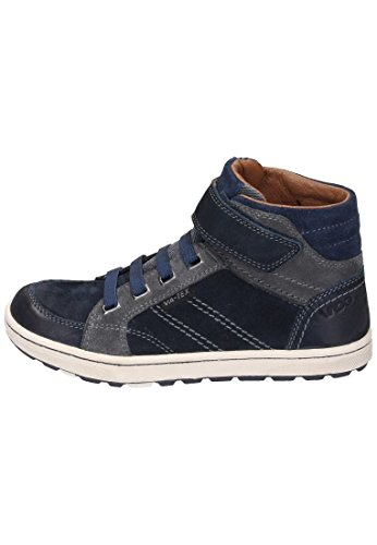 Vado Jungen Midcut Sneaker Blau