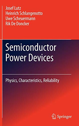 Power Conservation Device - Semiconductor Power Devices: Physics, Characteristics, Reliability