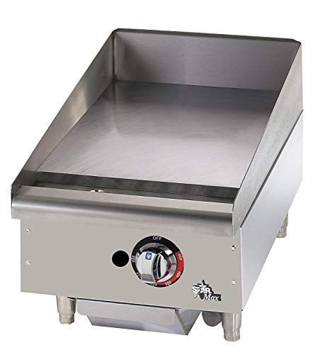 Star 615TF Star-Max Gas Griddle With Thermostatic Control (Thermostatic Griddle)