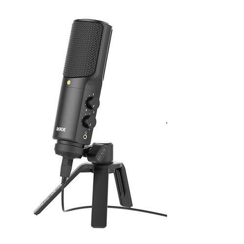 Rode NTUSB Versatile Studio-Quality USB Microphone BUNDLE. Value Kit with Acc by Rode