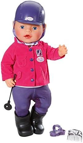 Baby Born - Tenue d'Equitation - Vêtements pour Poupon 43 cm