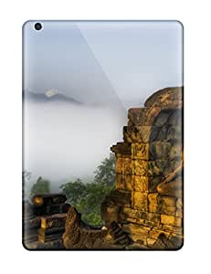 Ipad Cover Case - Buddhism Protective Case Compatibel With Ipad Air