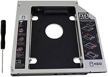 3CTOP - Soporte para Disco Duro para Acer Aspire 5750 5750G 5755 ...